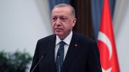 Başkan Erdoğan'dan Orhan Oğuz için taziye mesajı