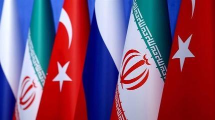 Rusya ve İran heyetleriyle 'Suriye' konulu toplantı başladı