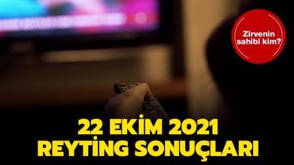 Aşk Mantık İntikam, Arka Sokaklar, Yalancı, Kırmızı Oda reyting sıralaması! 22 Ekim 2021 reyting sonuçları açıklandı!