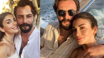 Gökberk Demirci'ye sevgilisi Özge Yağız'dan romantik doğum günü sürprizi