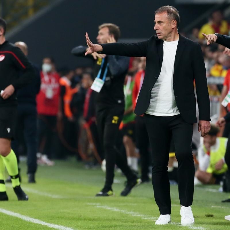 Abdullah Avcı'lı Trabzonspor'un bileği deplasmanda bükülemiyor