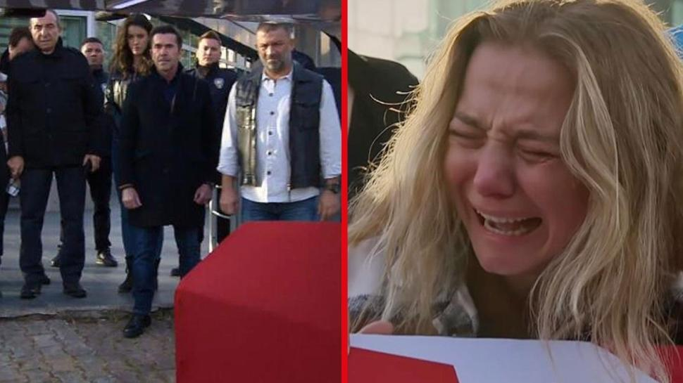 İzleyenleri gözyaşlarına boğan sahne