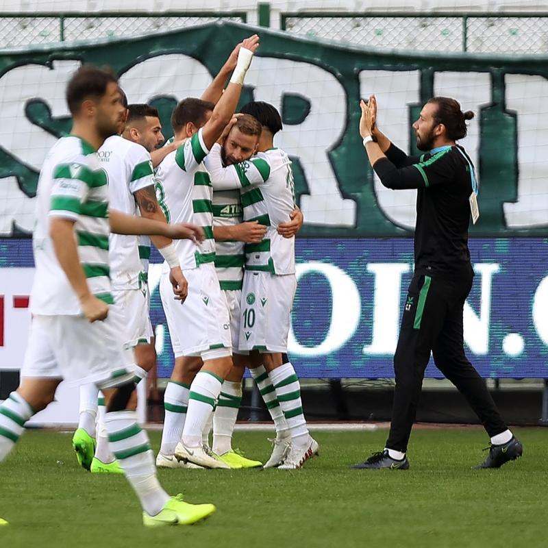 Konyaspor kaldığı yerden! Maç sonucu: İttifak Holding Konyaspor-Yukatel Kayserispor: 2-0