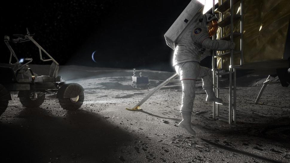 NASA'dan Ay'a yeni insansız uçuş hedefi