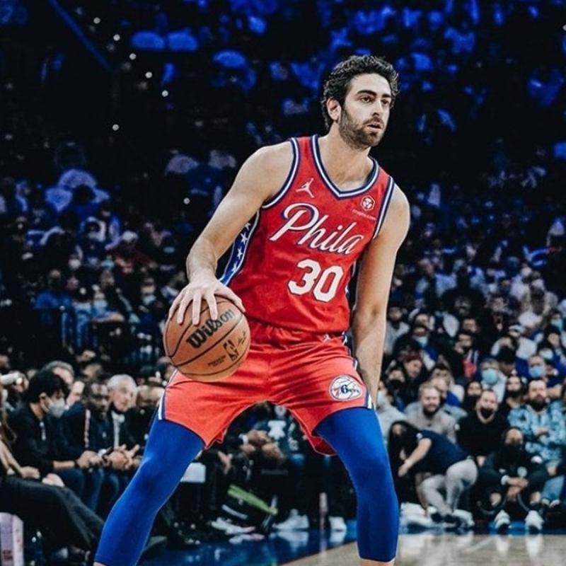 NBA'de Furkan Korkmaz'ın 10 sayısı Philadelphia 76ers'a yetmedi
