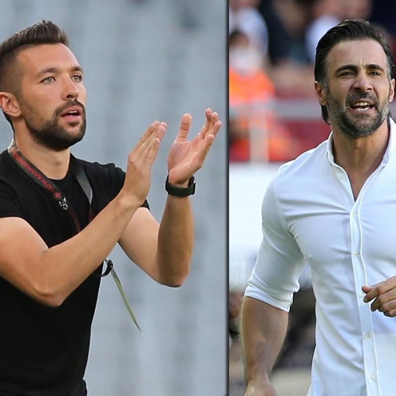 Süper Lig'in iki flaş ekibi Fatih Karagümrük ile Hatayspor karşı karşıya