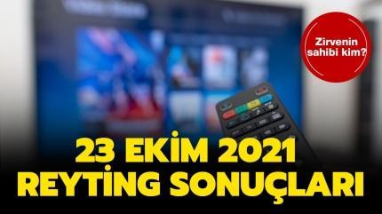 23 Ekim 2021 reyting sonuçları açıklandı mı? Elkızı, Gönül Dağı, Kardeşlerim reyting sıralaması nasıl?