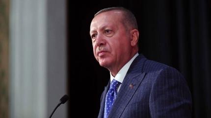 Başkan Erdoğan'dan şehit Burak Tortumlu'nun ailesine taziye telefonu