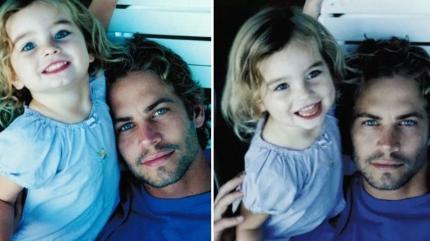 Paul Walker'ın kızı Meadow Walker evlendi