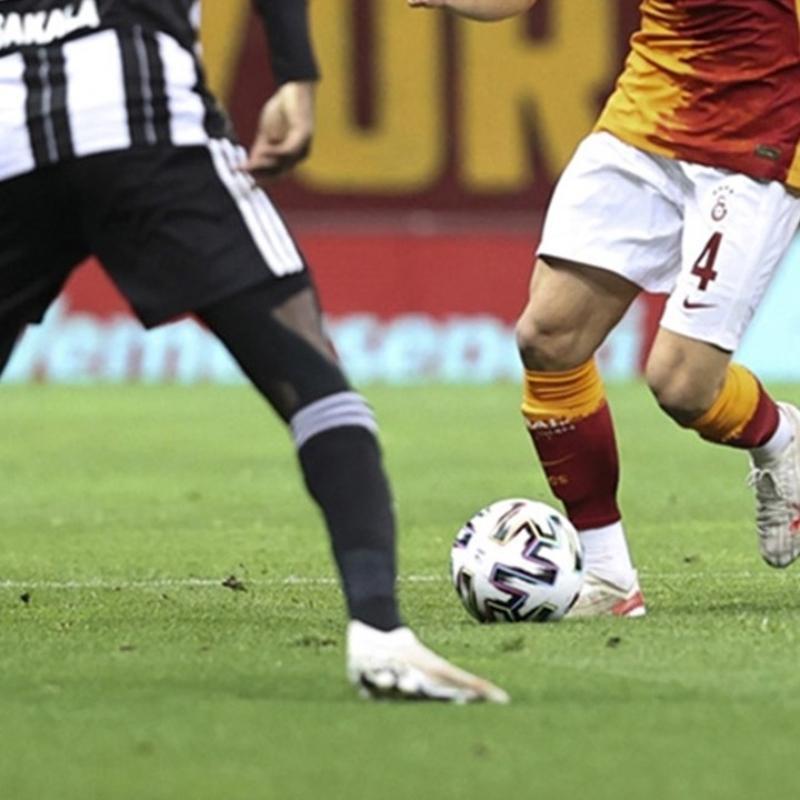 Beşiktaş - Galatasaray derbisinde gol dakikaları dikkat çekiyor