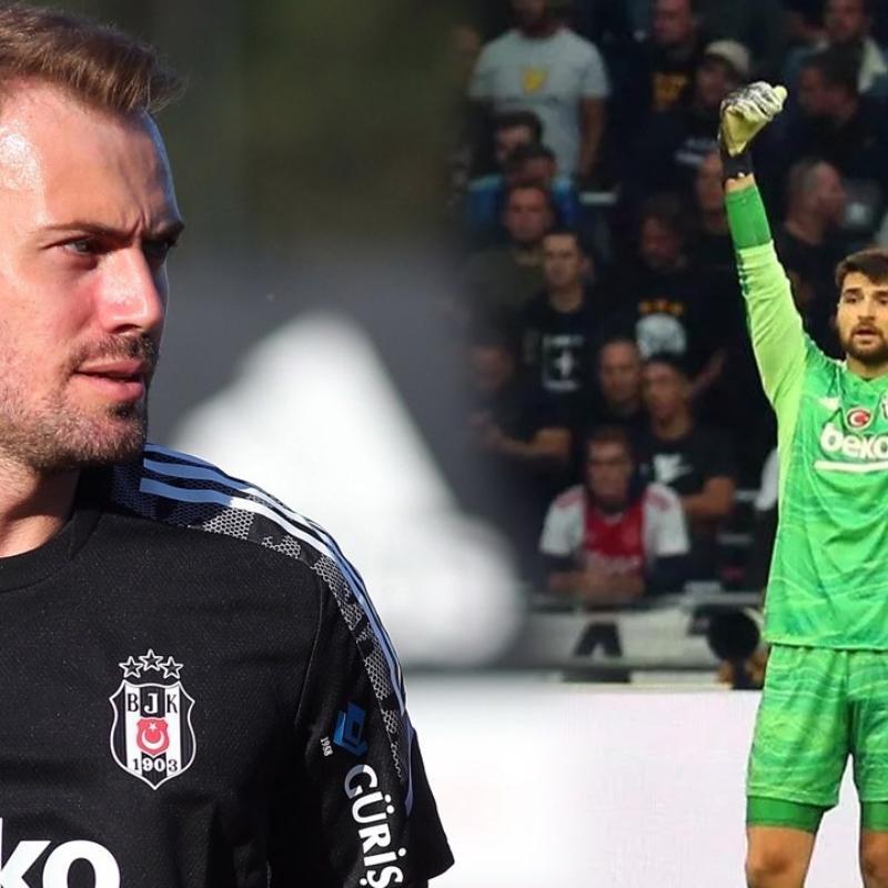 Beşiktaş'ta kaleci tercihi merak ediliyor