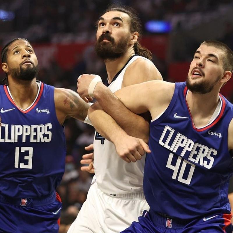 Clippers'ta Paul George'un 41 sayısı galibiyete yetmedi