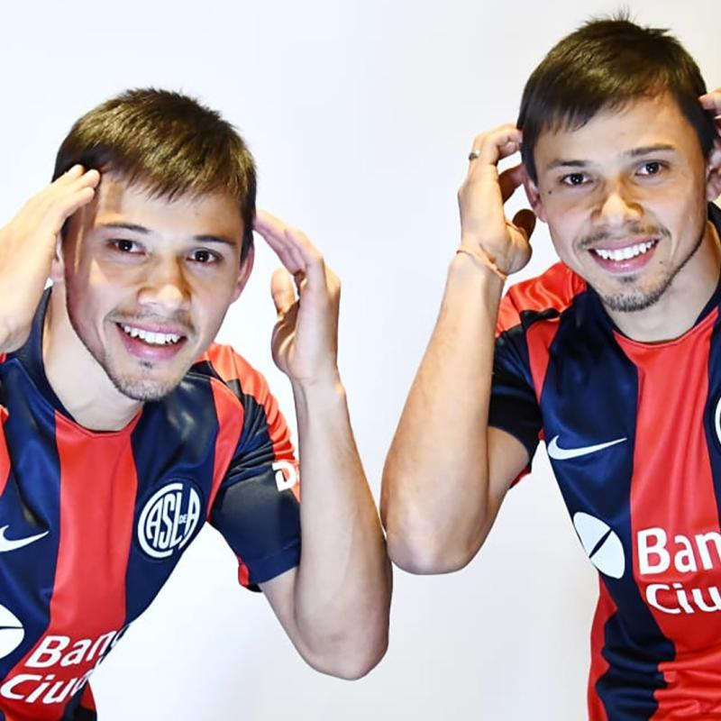 Fener'e Paraguaylı ikiz!