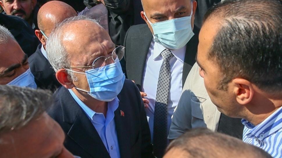 Kılıçdaroğlu'na vatandaştan sert tepki:  Bu söylenecek kelime mi?