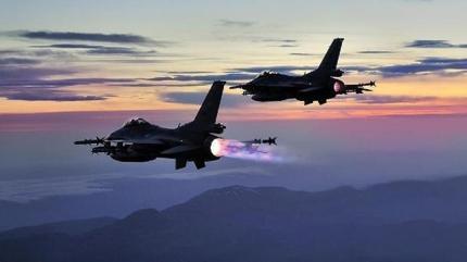 3 PKK'lı terörist hava harekâtı ile etkisiz hâle getirildi