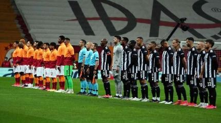 Rekabette son 10 maçta Beşiktaş üstünlüğü