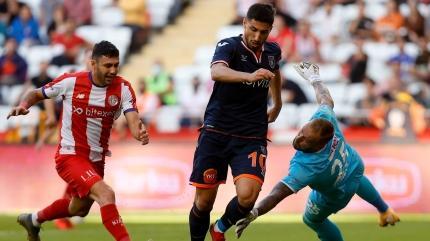 Antalyaspor-Başakşehir maçının ardından