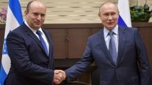 5 saatlik İsrail-Rusya zirvesinden sonra Bennett: ''İyi ve istikrarlı sonuçlar''