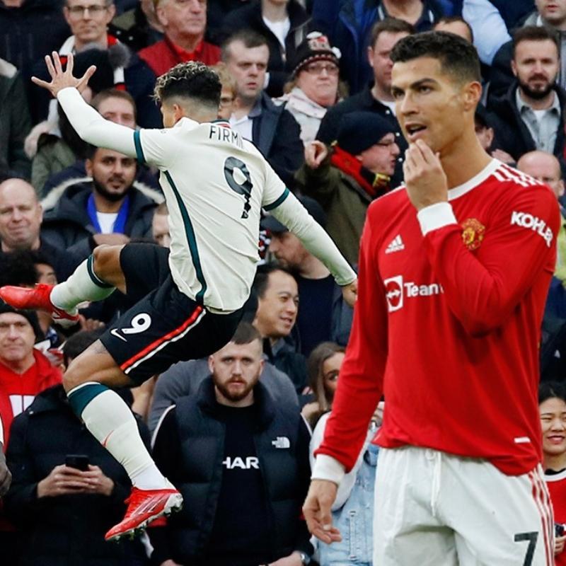 Yok böyle bir maç... L'Pool, United'ı harcadı!