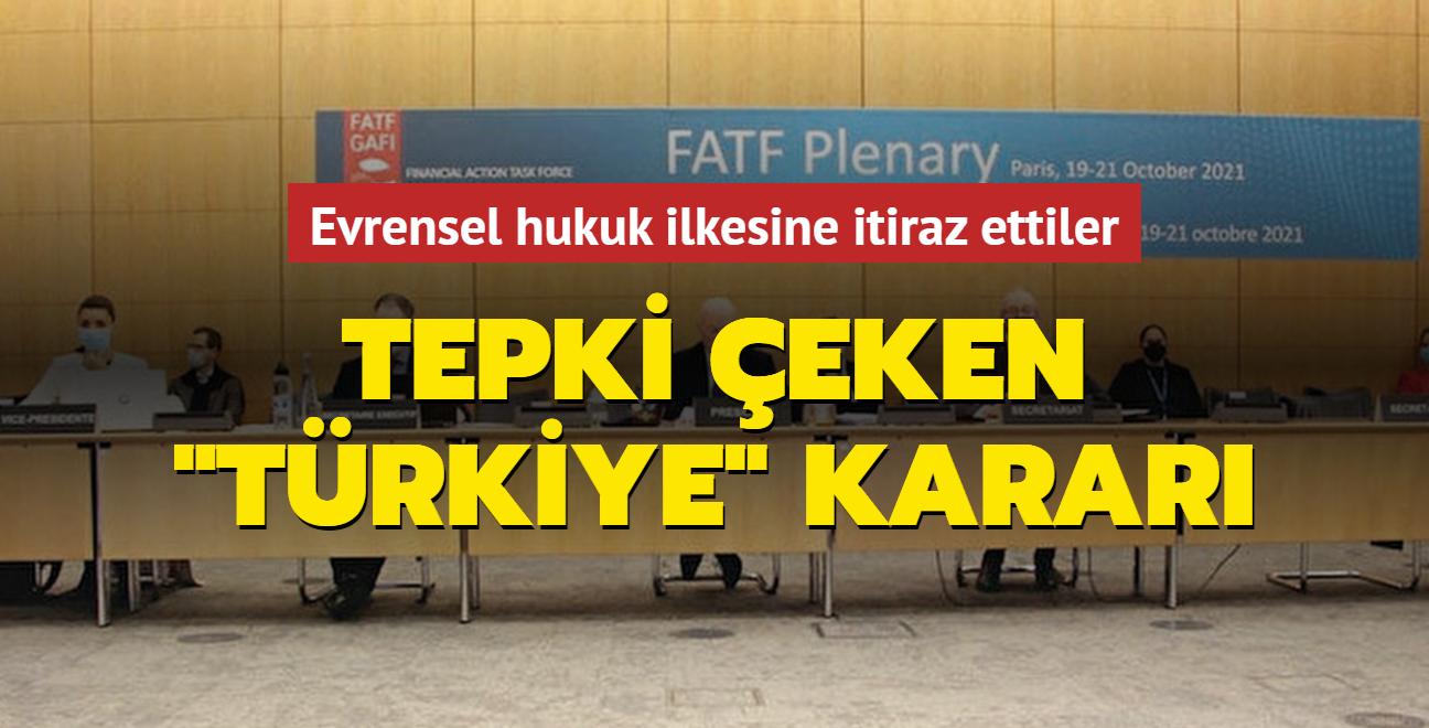 Türkiye'nin FETÖ, PKK ve yabancı vakıflar denetlemesine 'STK'ların önünü kesiyorsunuz' suçlaması