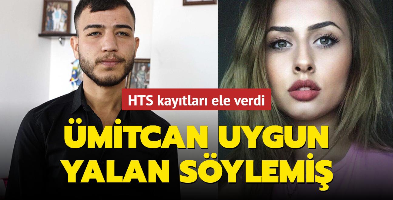 HTS kayıtları ele verdi: Esra Hankulu olayında Ümitcan Uygun yalan söylemiş
