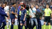 Fransa'da akıllara durgunluk veren olay... Messi neye uğradığını şaşırdı
