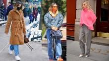 Hailey Bieber'in 7 sokak stili