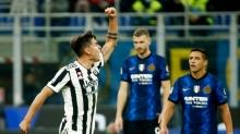 Juventus, Inter karşısında 1 puanı 89'da kurtardı