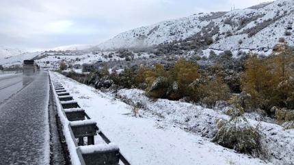 Doğu Anadolu'da kuvvetli kar yağışı