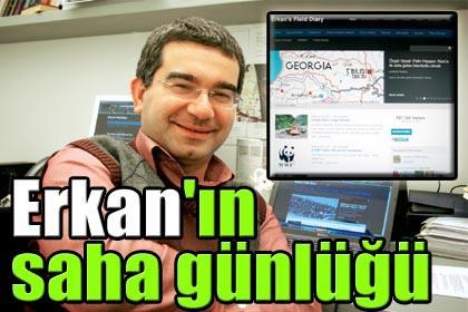 Erkan'ın saha günlüğü