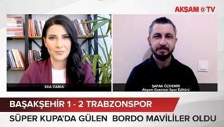 <h3>Akşam Gazetesi Spor Editörü Şafak Gözmen maçı, AKŞAM TV izleyenleri için yorumladı.</h3>