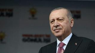 <p>Beyoğlu Belediye Başkanı Haydar Ali Yıldız, Başkan Recep Tayyip Erdoğan'a 67'inci doğum günü için