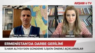 <p>Peki, önümüzdeki günlerde Paşinyan'ı neler bekliyor?  Azerbaycan-Ermenistan hattında neler yaşanı