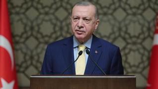 <p>Başkan Recep Tayyip Erdoğan, 'Darbe bir insanlık suçudur. 28 Şubat'ı yaşadım, 28 Şubat'ın farkınd