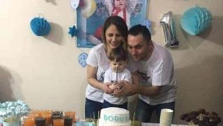 <p>Eskişehir'de İlkay-Emel Tokkal çifti ile 4 yaşındaki çocukları Ali Doruk'u evlerinde bıçaklayarak
