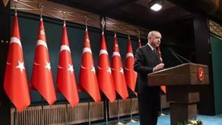 <p>Kabine, Başkan Recep Tayyip Erdoğan başkanlığında Külliye'de toplanacak. Toplantıda koronavirüs s