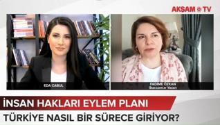 <p>Adalet Bakanlığı'nın uzun süredir üzerinde çalıştığı Türkiye'nin İnsan Hakları Eylem Planı tamaml