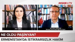 <p>Ermenistan üzerindeki küresel güç mücadelesinin uzun süreceğini söyleyen Altınbaş Üniversitesi Öğ