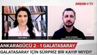 <p>Süper Lig'in 28. haftasında Ankaragücü sahasında Galatasaray'ı konuk etti. Bu zorlu karşılaşmada