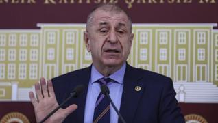 <p>İyi Parti'den ayrılan Bağımsız Milletvekili İsmail Koncuk ile Meclis'te basın toplantısı düzenley