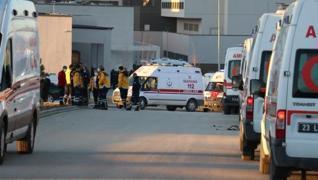 <p>Bingöl'den kalkan ve Bitlis'in Tatvan ilçesinde kaza kırıma uğrayan helikopterde şehit olan 11 as