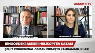 <p><span>Bitlis'teki helikopter kazasında şehit düşen 8. kolordu  komutanı korgeneral Osman Erbaş te