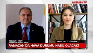<p>RAMAZAN'IN İLK GÜNÜ YAĞIŞLAR ÇEKİLİYOR</p><p>Hafta başında Batı Karadeniz ve İç Anadolu'nu
