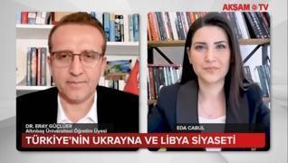 <p>Libya ile çok yönlü anlaşmaların olacağını belirten Altınbaş Üniversitesi Öğretim Üyesi Dr. Eray