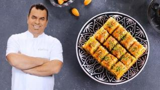 <p>Baklava Ramazan menülerinin en özel tamamlayıcısı. Çıtır çıtır baklava yapmak kolay değil. Şef Ra