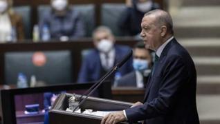 <p>Başkan Recep Tayyip Erdoğan, 'CHP'nin etrafında kümelenen yıkım ekibi, YANLIŞ ve YALAN olduğunu b