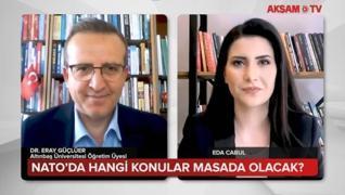 <p>Gündemdeki gelişmeleri Altınbaş Üniversitesi Öğretim Üyesi Dr. Eray Güçlüer, AKŞAM TV'ye değerlen