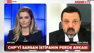 <p class='MsoNormal'>CHP'nin ve Genel Başkan'ın avukatı  Mustafa Kemal Çiçek, görevinden ve partiden