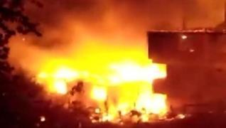 <p>Kastamonu'nun Cide ilçesine düşen yıldırım sonucu 6 ev çıkan yangın sonucu kullanılamaz hale geld