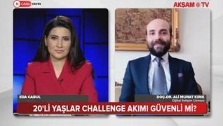 <p>Marmara Üniversitesi İletişim Fakültesi Öğretim Üyesi Doç. Dr. Ali Murat Kırık merak edilenleri A